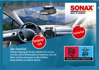 Sonax Wachsentferner-Tücher