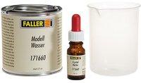 Faller PREMIUM-Modellwasser 385 ml (171660)