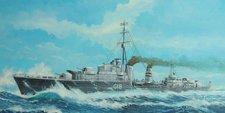 Trumpeter Tribal-class destroyer HMS Zulu (5758)