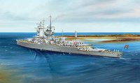 Trumpeter German Battleship Admiral Graf Spree 1937 (5773)