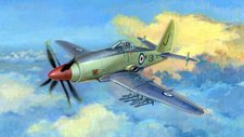 Trumpeter Wyvern S.4 Early Version (2843)