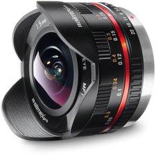 Walimex Pro 7,5mm f3.5 FishEye [Micro Four Thirds]