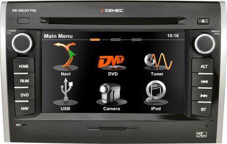 Zenec ZE-NC3711D