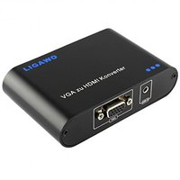 Ligawo HDMI zu VGA Konverter 1080p