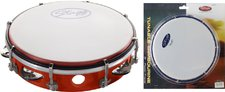 "Stagg Tambourin 8 "" TAB-108P/RD"