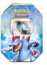 Pokemon PL Tin Deck Box 15 Impergator