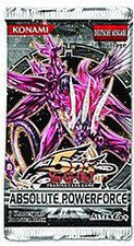 Yu-Gi-Oh Absolute Powerforce Booster
