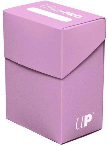 Ultra Pro Deck Box Solid farblich sortiert