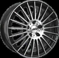 AEZ Wheels Valencia Dark (7x16)