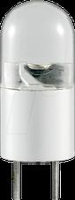 Wentronic LED 0,3W G4 Warmweiß (30263)