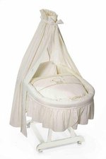 Easy Baby Komplett-Stubenwagen White Dream