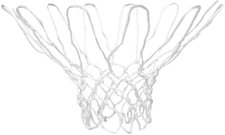 Basketballnetz diverser Hersteller
