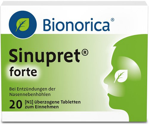 Bionorica AG Sinupret Forte Dragees