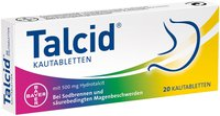 Bayer Talcid Kautabletten
