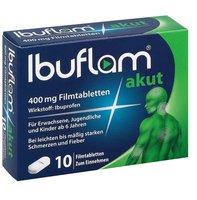 Winthrop Ibuflam akut 400 mg Filmtabletten (PZN: 04100218)