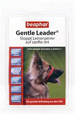 Beaphar Anti-Zug-Halfter Gentle Leader (Gr. L)