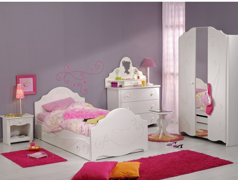 parisot jugendzimmer alice preisvergleich ab. Black Bedroom Furniture Sets. Home Design Ideas