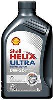 Shell Helix Ultra AV 0W-30 (1Liter)
