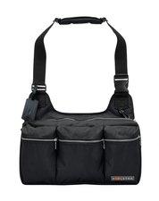Koelstra Wickeltasche Buddybag schwarz