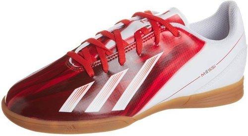 Schuhe Rotweiß Neue F5 Messi Fußball Adidas