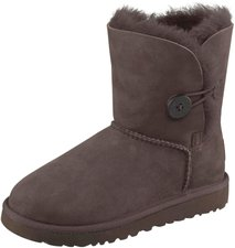 UGG Kid's Bailey Button chocolate