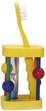 Hess Spielzeug Zahnbürstenständer mit Sanduhr
