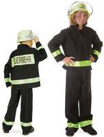 Gurimo-Tex Kinderkostüm Feuerwehr