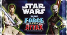 Topps Star Wars Force Attax Serie 2 Booster