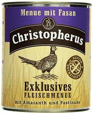 Allco Christopherus Fasan 800 g