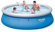 Bestway Fast Set Pool 366x91 cm (57166 mit Filter Pumpe)