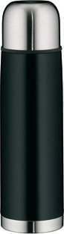 Alfi isoTherm Eco, Edelstahl schwarz 0,75l