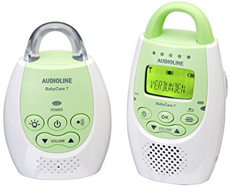 Audioline Baby Care 7 Babyphone