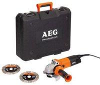 AEG WS 11-125 KIT im Koffer