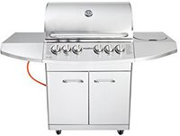 Paella World Allgrill Allrounder 4-flammig