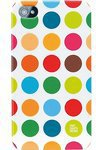 Pat Says Now Polka Dot Case (iPhone 4 / 4S)