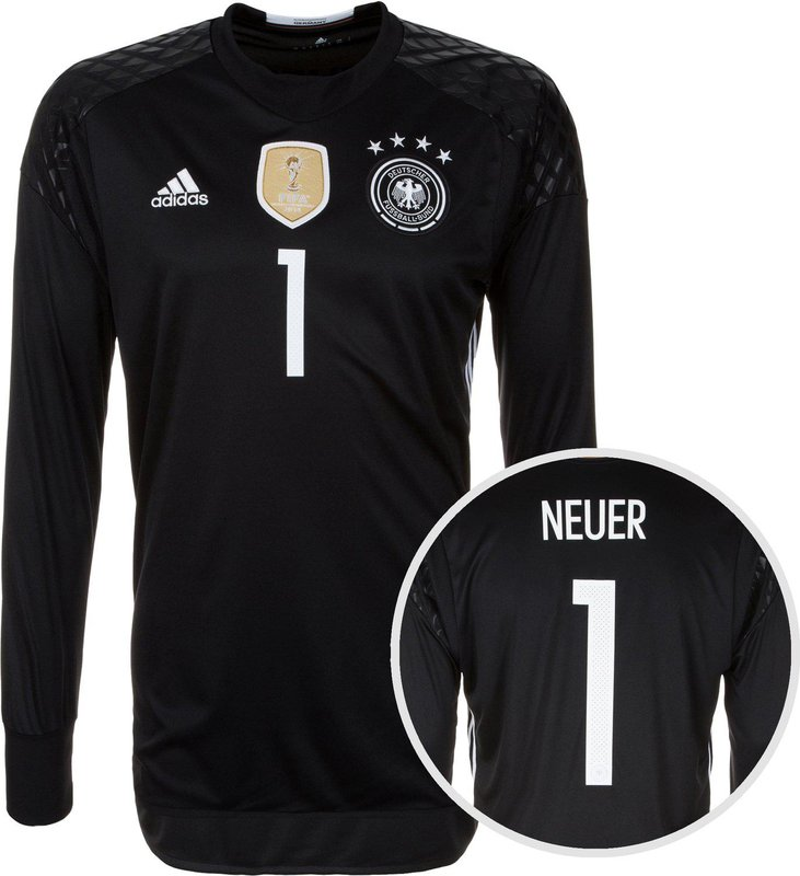 Neuer Trikot Deutschland