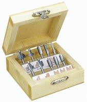 Proxxon Holz-Profilfräserset 10-tlg. für MT 300