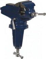 UNIMET Tisch-Schraubstock mit Amboss 60 mm (781214)