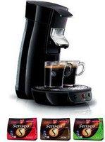 Philips Senseo Viva Cafe HD 7825/01 Schwarz