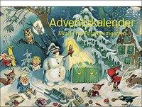 Korsch Nostalgie im Advent - Abreißkalender mit 24 Blatt