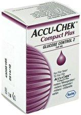 Roche Accu Chek Compact Plus Glucose Control 2 Lösung (4 ml)