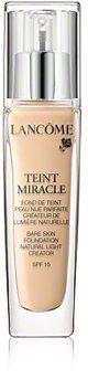 Lancome Teint Miracle SPF 15 - 01 Beige Albatre (30 ml)
