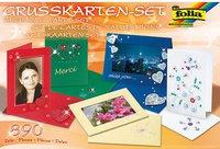 Folia Grußkarten-Set (10020)