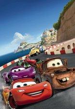 Komar Disney Cars Italy (127 x 184 cm)