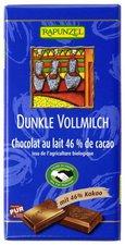 Rapunzel Vollmilch-Schokolade Dunkle (100 g)