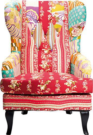 kare ohrensessel patchwork preisvergleich ab 322 15. Black Bedroom Furniture Sets. Home Design Ideas