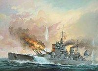 Revell 05016 - HMS King George V Battleship
