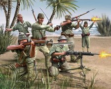 Revell 02507 - British 8th Army