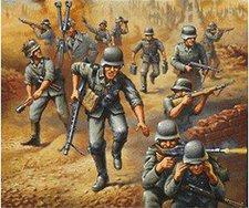 Revell 02511 - Deutsche Panzergrenadiere WWII