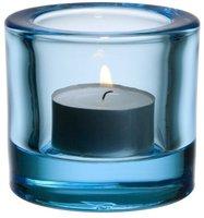 iittala Windlicht Kivi hellblau (6 cm)